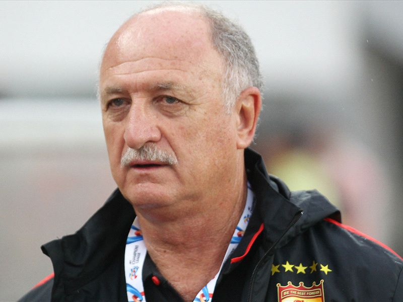Scolari indicates interest in replacing Hodgson as England manager