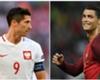 GFX Article Lewandowski Cristiano Ronaldo Poland Portugal 2016