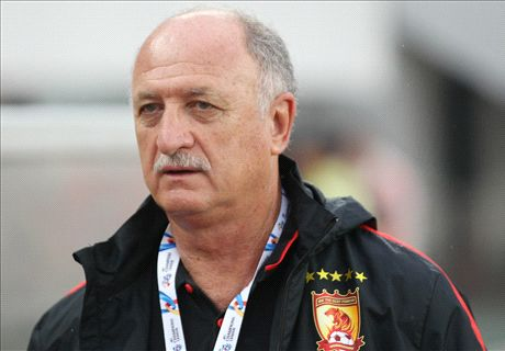 Scolari interested in England job