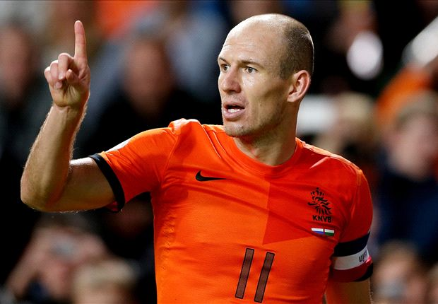 Image result for arjen robben belanda