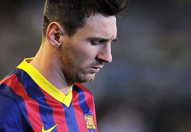 Messi 'sad', 'angry' after latest injury setback
