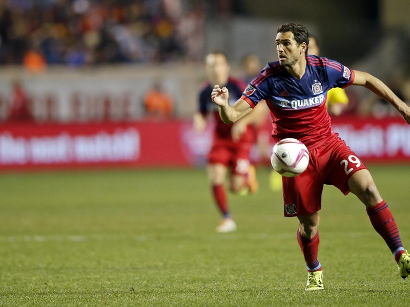 Chicago Fire part ways with DP striker Gilberto