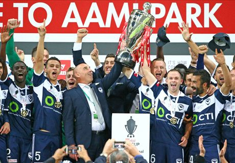 Victory start FFA Cup defence on the road