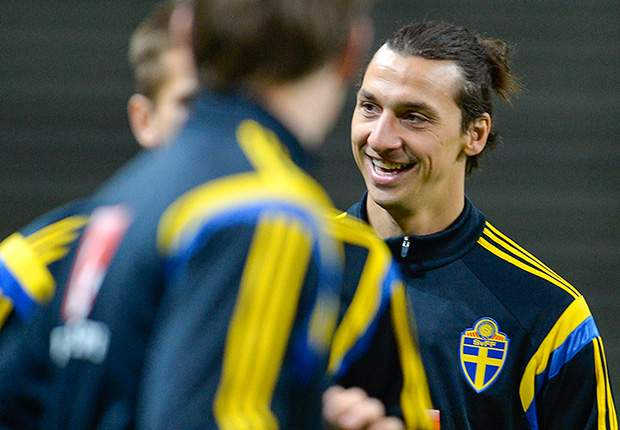 Ibrahimovic: Sweden deserve World Cup spot