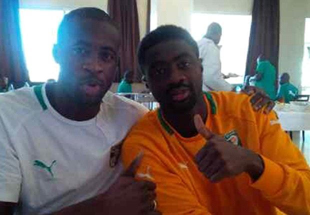 I'm happy at Manchester City, insists Toure