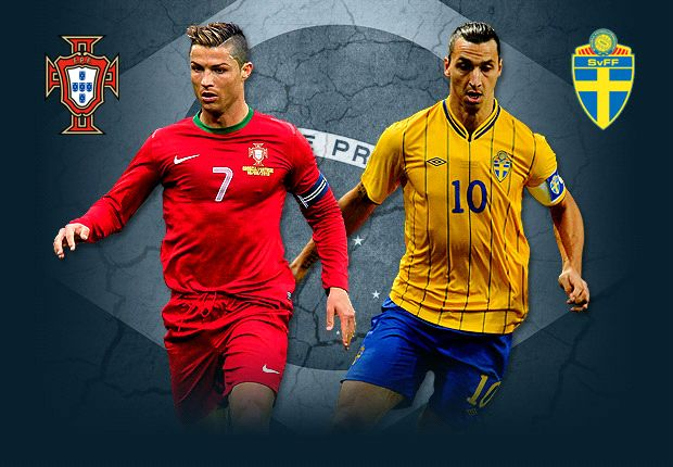 Portugal-Sweden Preview: Who will come out on top between Ronaldo & Ibrahimovic?