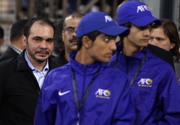 الأمير علي : فخور بالنشامى وشكر خاص لجميع المشجعين
