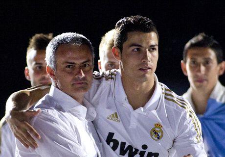Ronaldo and I have no relationship - Mou