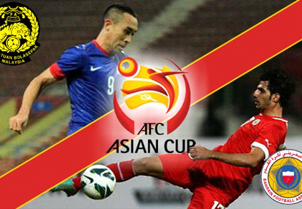 Malayan Tigers will be up against a strong Bahrain side.