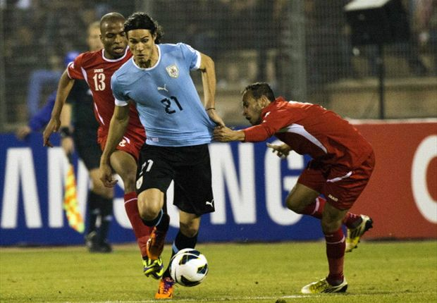 Uruguay 0-0 Jordan (agg 5-0): South Americans seal World Cup berth despite bore draw