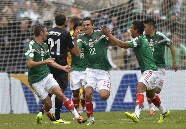 World Cup Playoff Preview: New Zealand - Mexico