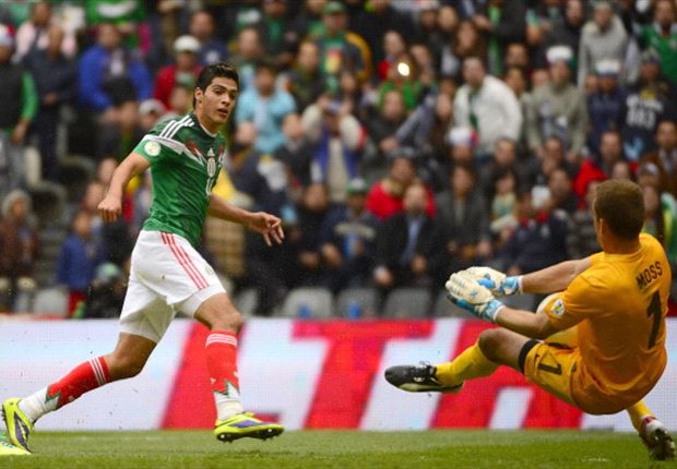Tom Marshall: Finally, El Tri clicks into gear