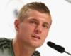 Elfmeter: Kroos bietet sich an