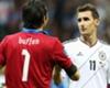 Klose: Buffon Terbaik Kedua