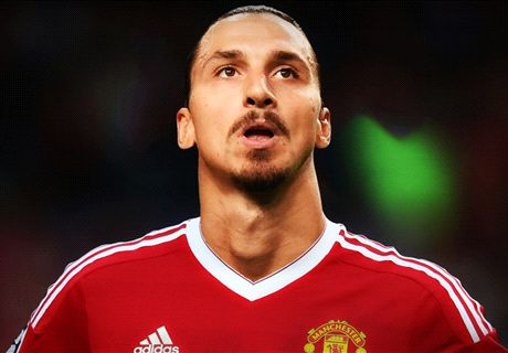 How Man Utd could line up with Zlatan