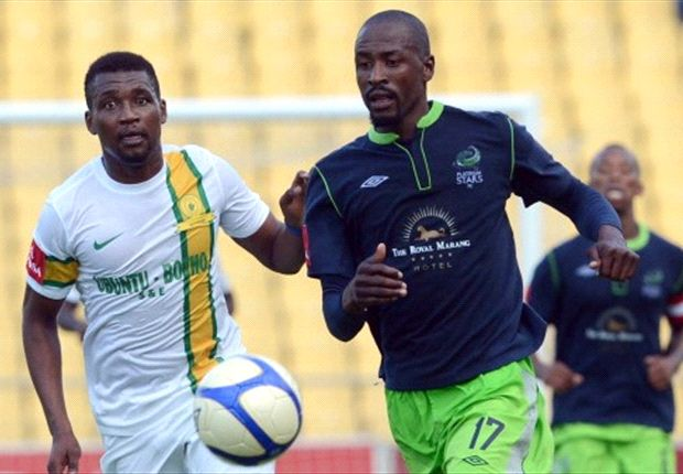Looking for more glory, Benson Mhlongo