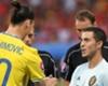Hazard welcomes 'world-class' Ibra