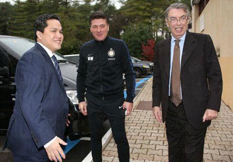 Mazzarri-Moratti: Inter, frattura servita