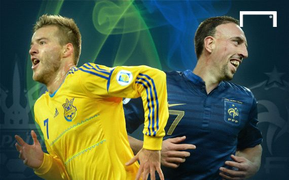 Preview Ukraine - France