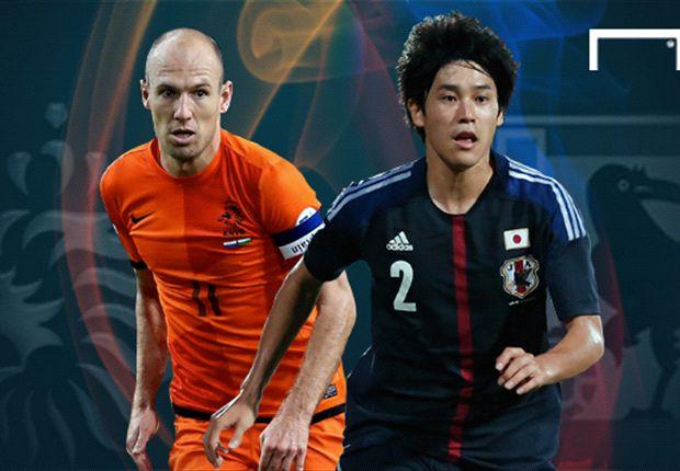 PREVIEW: Belanda - Jepang