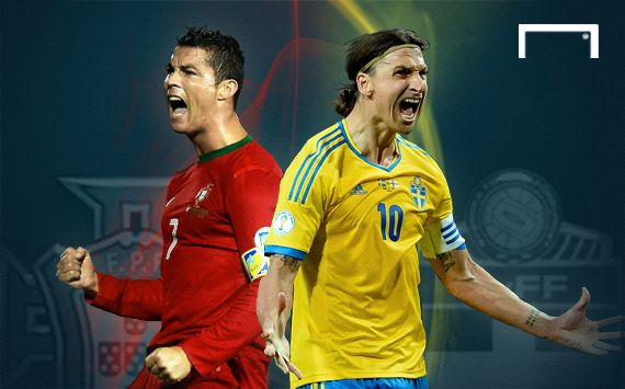 Preview Portugal - Sweden