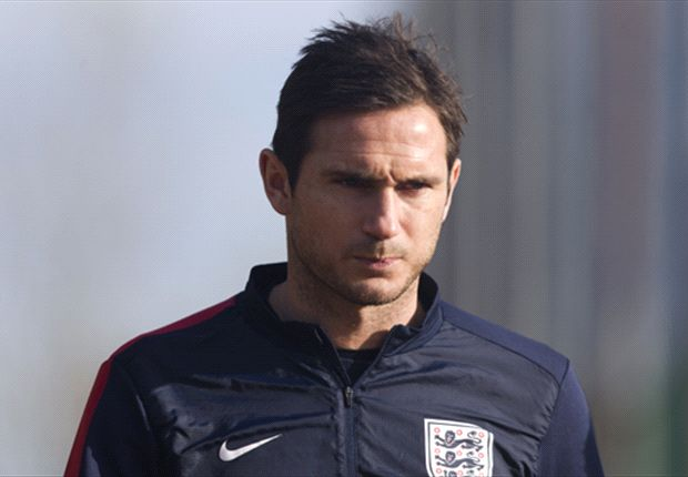 Lampard: I am not guaranteed World Cup spot