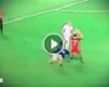 VIDEO: Cristiano Ronaldo esquivó a un 'intruso' ►