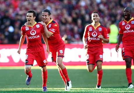 Redlands thrilled to face Adelaide