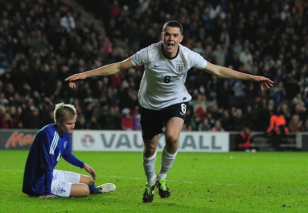 England Under-21s 3-0 Finland Under-21s: Keane & Berahino seal comfortable victory for Young Lions