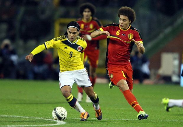 Belgium 0-2 Colombia: Falcao and Ibarbo down Wilmots' wasteful side
