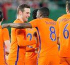 In Beeld: Volledige selectie Oranje