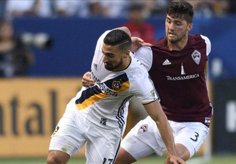 MLS slides back into spotlight