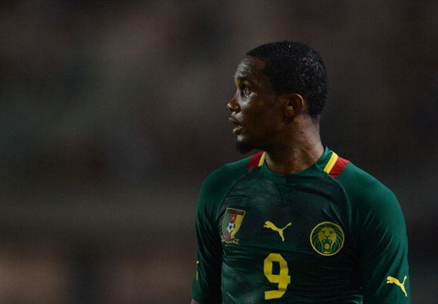 Eto'o: Cameroon team-mates didn't want me to score