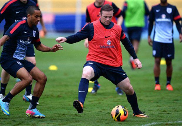 Rooney inginkan kemenangan.