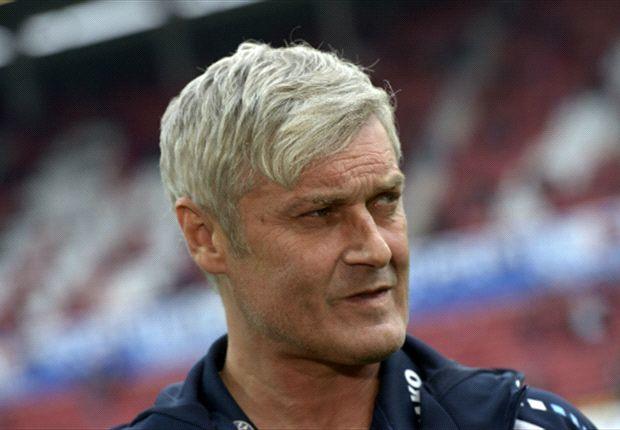 Armin Veh hat großen Respekt vor dem FC Augsburg