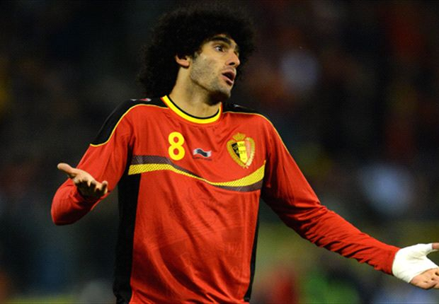 Fellaini, De Laurentiis non si nasconde