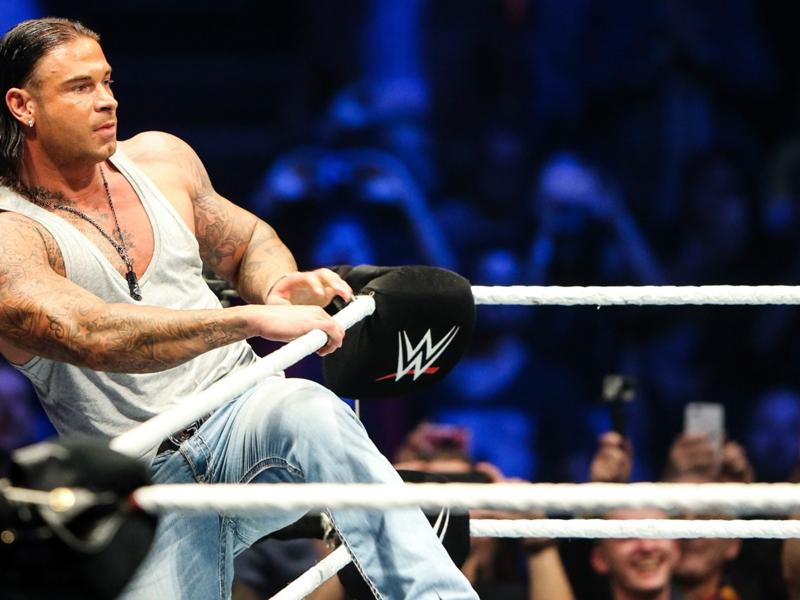Sogno realizzato per Wiese: debutto in WWE con Sheamus e Cesaro