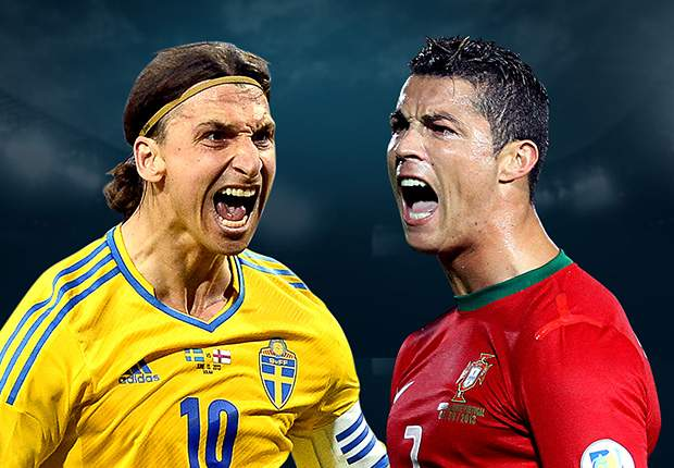 Poll: Who will make the biggest impact when Portugal face Sweden: Ibrahimovic or Ronaldo?