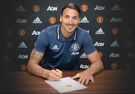 Man Utd must use Zlatan sparingly