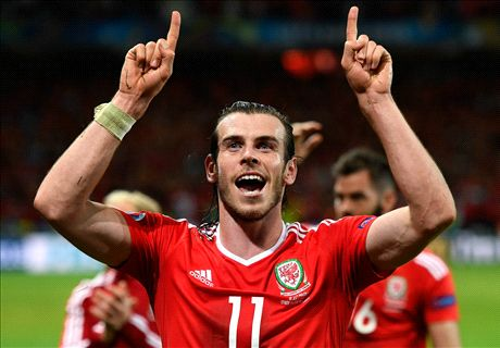 Wonderful Wales produces perfect display