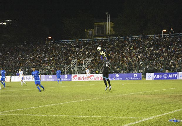 India 1-1 Philippines: The Blue Tigers register a well contested draw