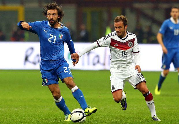 Pirlo yakin performa Italia.