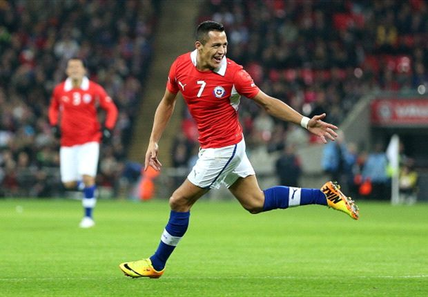 Alexis Sanchez wary of Spain threat