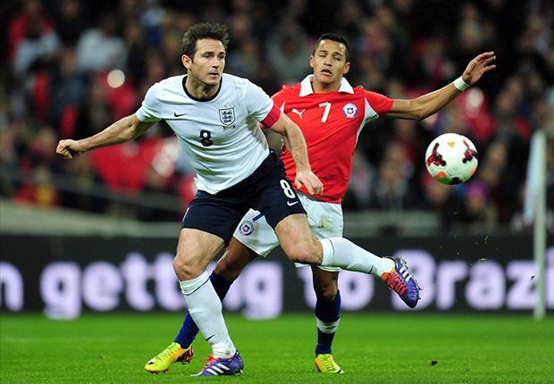 Lampard: England has a long way to go