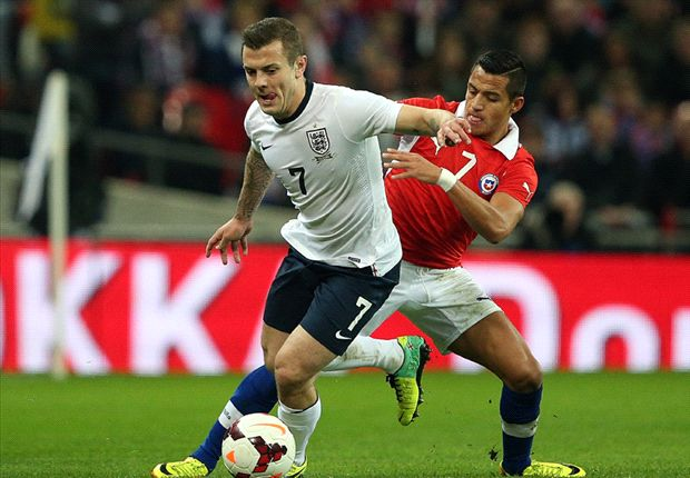 Chile played like Barcelona, admits Wilshere