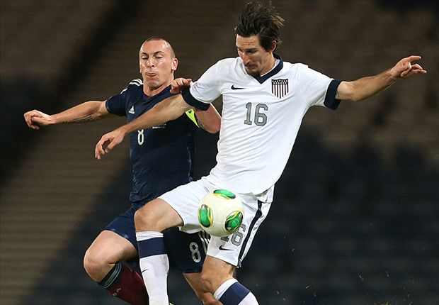 Scotland 0-0 USA: Stalemate for Strachan's troops