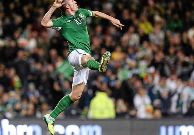Robbie Keane unfazed over Ireland captaincy