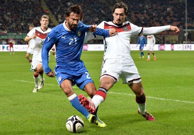Prandelli: Italy struggled to get to grips with Germany