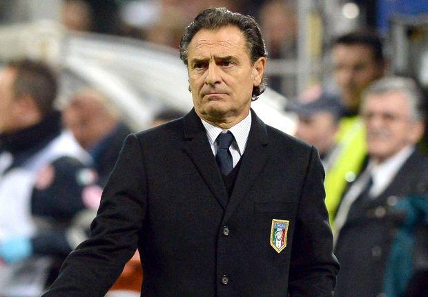 Hat großen Respekt vor dem DFB-Team: Cesare Prandelli