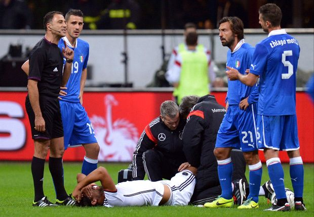 Muller slams 'unfair' Italy tactics after Motta-Kroos clash